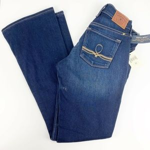 Lucky Brand Sofia Boot Cut Stretchy Jeans New